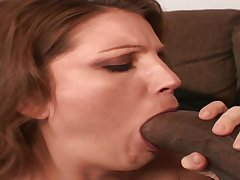 Sky Rodgers Stuffs Her Mouth And Hoochie-Pussy  - tracy mathis