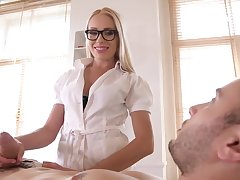 Angelika Grays - Ukrainian Attend to Fornicateed By Patient in 720p - gilded hair coddle