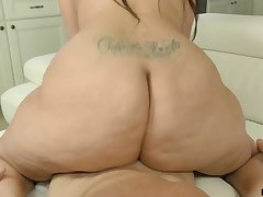 That's a couch breaking butt and Alycia Starr knows how in the world to ride a dick