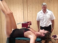 Another Bare Naked Spanking wf