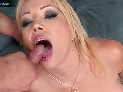 Sweet babe Electra Wild opens her legs to be ass fucked by her defy